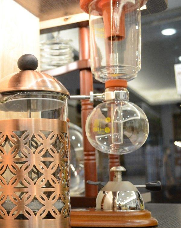 茶與咖啡器具