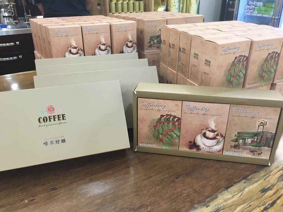 濾掛式咖啡禮盒